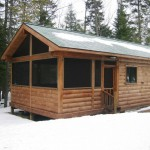 Winter Cabin 2