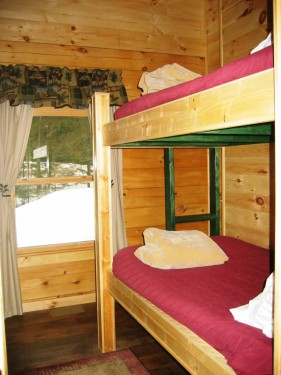 Cabin Bunk Room
