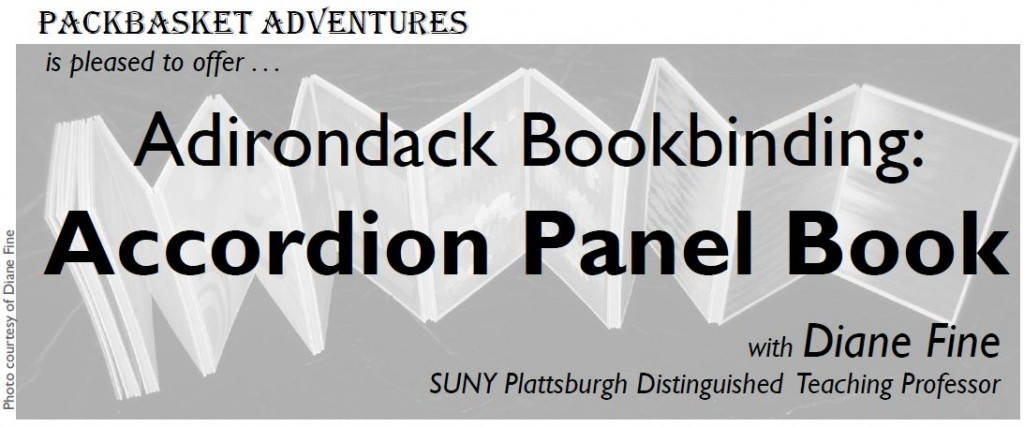 Accordion Panel Book Workshop